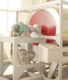 苯甲酸滚筒刮板干燥机工程案例