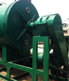 苯甲酸副产品真空耙式干燥工程