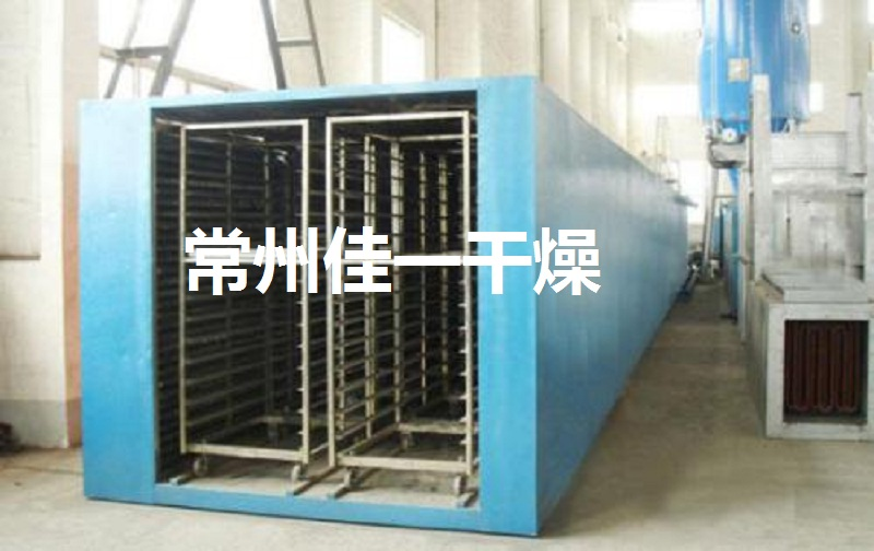 SMH系列隧道式热风循环烘箱产品特点及优势