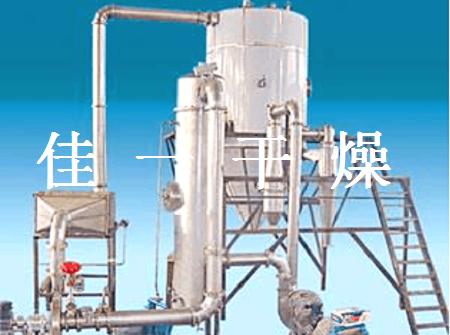 闭路循环喷雾干燥机原理及技术特点