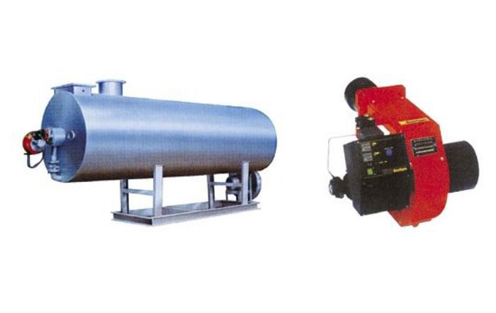 RYL系列卧式燃气热风炉